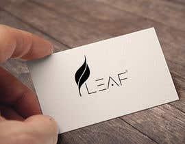 #128 cho Design a Font Logo for Leaf bởi Syedfasihsyed