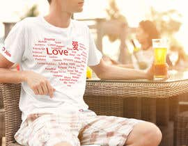 #115 untuk Design a T-Shirt for Oceanside Valentine Week oleh Dyrender