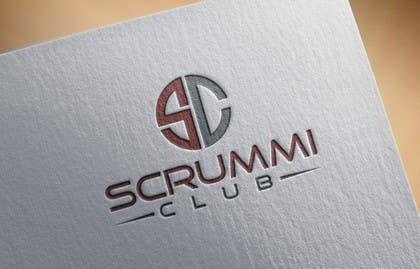 Nro 275 kilpailuun Design a Logo for new website called scrummi club käyttäjältä Press1982