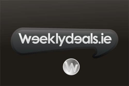 Contest Entry #123 for Logo Design for weeklydeals.ie