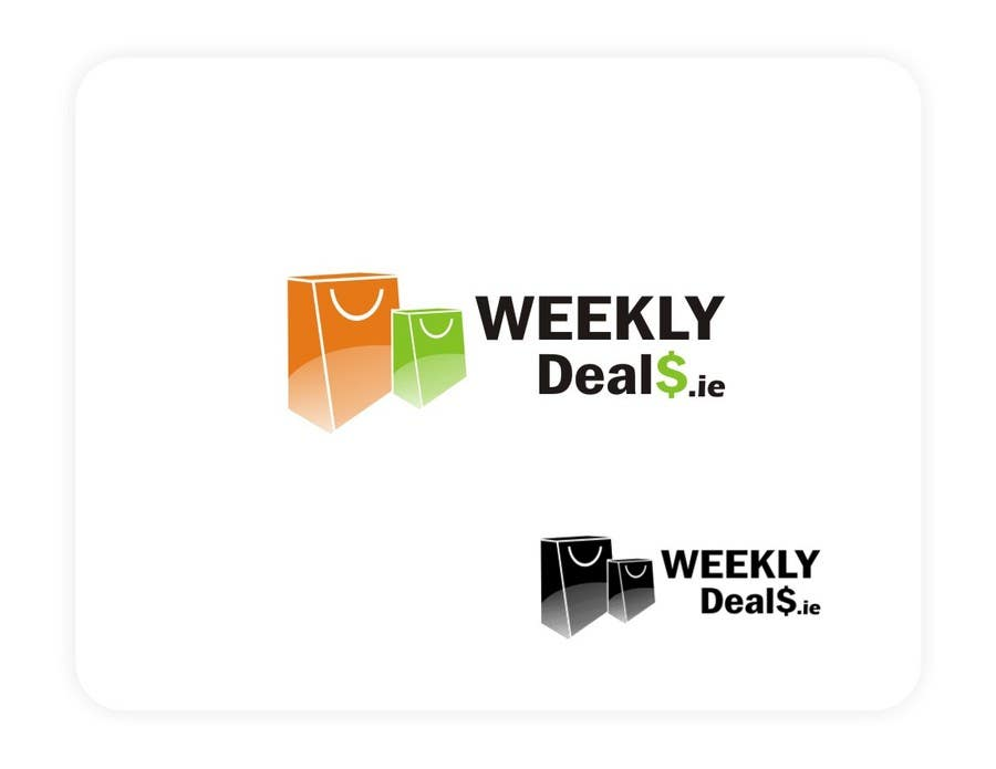 Contest Entry #111 for Logo Design for weeklydeals.ie