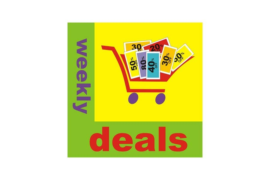 Contest Entry #182 for Logo Design for weeklydeals.ie