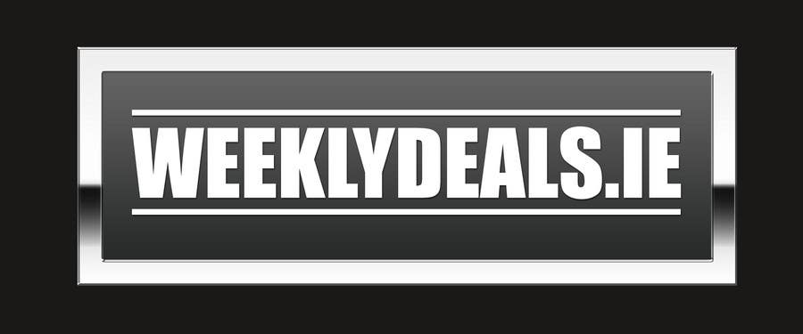 Contest Entry #143 for Logo Design for weeklydeals.ie