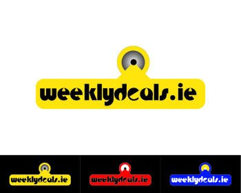 Contest Entry #156 for Logo Design for weeklydeals.ie