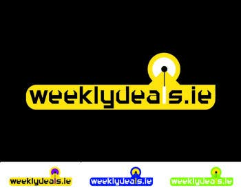 Bài tham dự cuộc thi #155 cho Logo Design for weeklydeals.ie