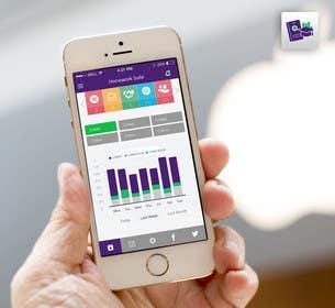 ankisethiya tarafından Design an App mockup Dashboard and APP ICON için no 4