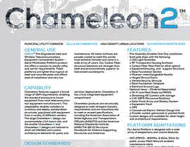 #5 cho Design a Brochure for CitiSite Chameleon's bởi teAmGrafic