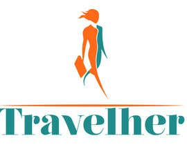 #1 untuk Design a Logo for a female travel company oleh florindeloiu