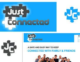 #83 для Graphic Design for JustConnected.com от Anastasiy