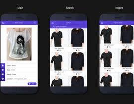 #3 for Design an App Mockup for my categorisation app af pvaghela86