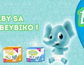 #43 cho Design a Banner for Diaper Products bởi skuanchey
