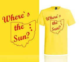 #34 for Design a T-Shirt for Northeast Ohio #2 af pochiu