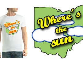 #41 para Design a T-Shirt for Northeast Ohio #2 por MartinVelebil