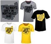 Bài tham dự #5 về Graphic Design cho cuộc thi Design a T-Shirt for Northeast Ohio