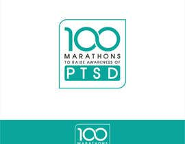 #32 untuk Design a Logo for 100 Marathons for Post Traumatic Stress Disorder oleh asadhanif86