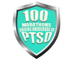 #73 cho Design a Logo for 100 Marathons for Post Traumatic Stress Disorder bởi ovaisaslam89
