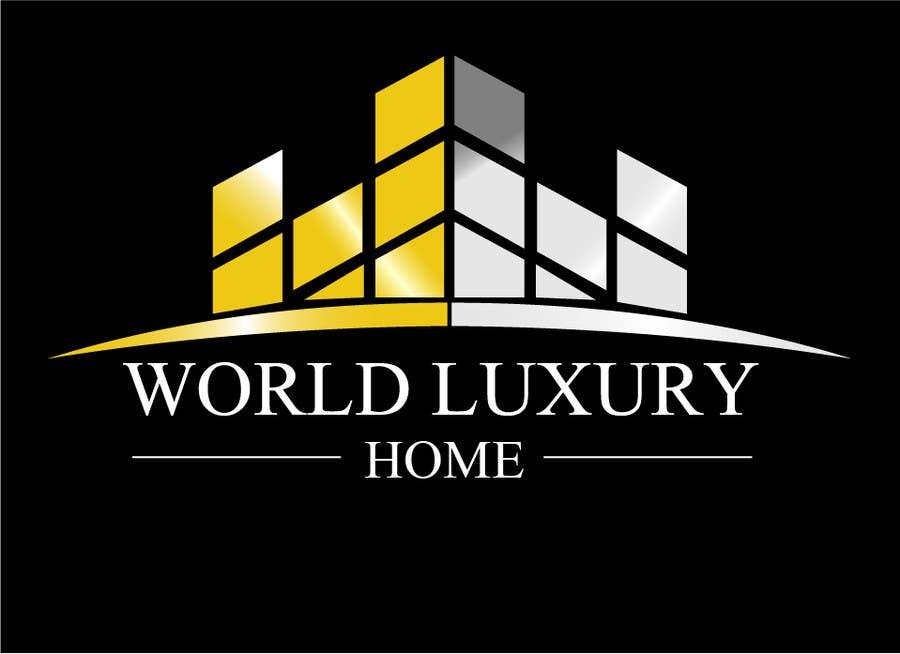 Kilpailutyö #121 kilpailussa Disegnare un Logo for a real estate company online