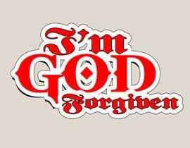 Nro 45 kilpailuun I'm GOD Forgiven! käyttäjältä oceankingdom