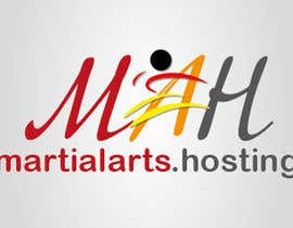 #74 for Design a Logo for MartialArts.Hosting by flowkai