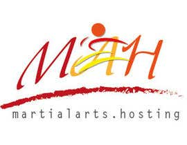 #113 cho Design a Logo for MartialArts.Hosting bởi flowkai