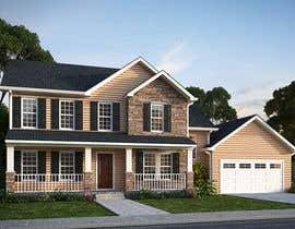 #19 for Home Floorplan Front Elevation af franetta