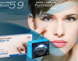 #7 cho Make a picture - product - Soflens 59 and Purevision 2 bởi CorneliaTeo