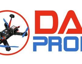 #15 for Design a Logo for a Quadrotor af desislavsl