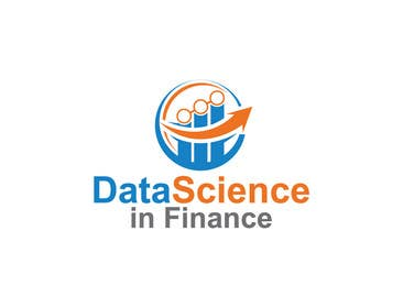 "#24 untuk Design a Logo for ""Datascience in Finance"" group oleh feroznadeem01"