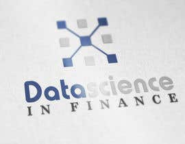 "#2 untuk Design a Logo for ""Datascience in Finance"" group oleh invegastudio"