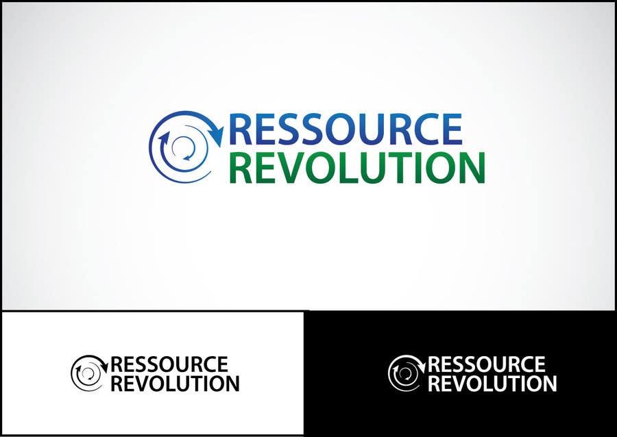 Proposition n°44 du concours Design a Logo for RessourceRevolution