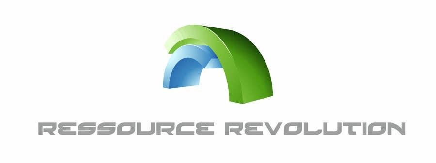 Bài tham dự cuộc thi #27 cho Design a Logo for RessourceRevolution