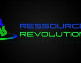 #58 para Design a Logo for RessourceRevolution por slobodanmarjanu