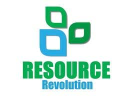 #50 para Design a Logo for RessourceRevolution por victive