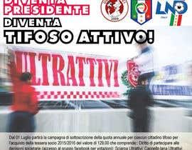 #8 cho Illustrare Qualcosa per Campagna Facebook per raccolta Presidenti Squadra di Calcio bởi berryk