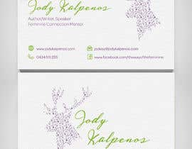 Nro 11 kilpailuun Design some Business Cards for woman who runs trips overseas and workshops for teenagers käyttäjältä toyz86