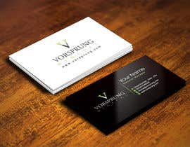 #43 for Design some Business Cards for Australian startup business and technology consulting firm af IllusionG