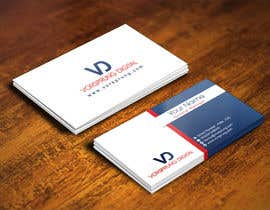 #47 for Design some Business Cards for Australian startup business and technology consulting firm af IllusionG