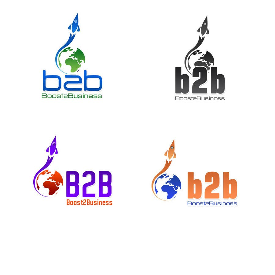 Contest Entry #21 for Design a Logo for Boost2Business. Marketing & Small Business Consulting