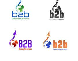 nº 21 pour Design a Logo for Boost2Business. Marketing & Small Business Consulting par aryamaity