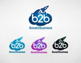 #19 for Design a Logo for Boost2Business. Marketing & Small Business Consulting by shrish02