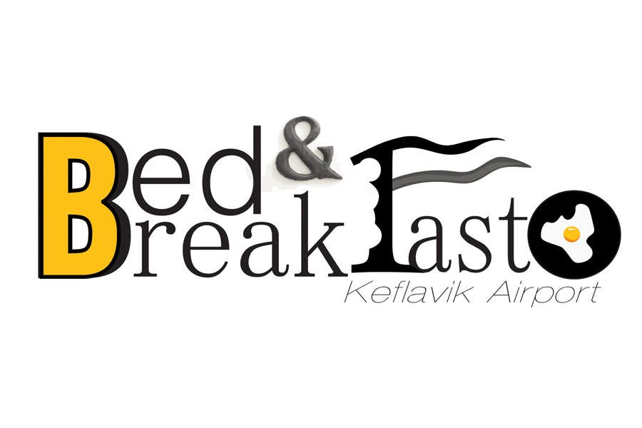 Contest Entry #159 for Logo Design for Bed & Breakfast Keflavik Airport
