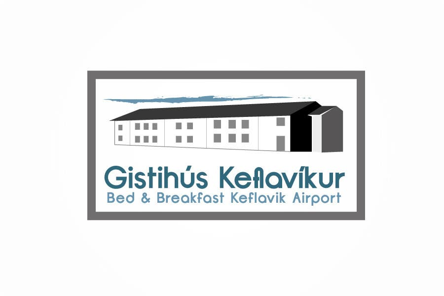 Kilpailutyö #163 kilpailussa Logo Design for Bed & Breakfast Keflavik Airport