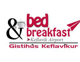 #103 untuk Logo Design for Bed & Breakfast Keflavik Airport oleh abirchakraborty