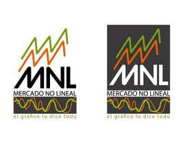 #28 para Diseñar un logotipo mercadonolineal.com por macper
