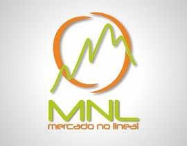 nastxp tarafından Diseñar un logotipo mercadonolineal.com için no 27
