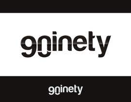 #301 para Design a Logo for 90NINETY por Artvertise