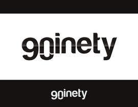 #301 for Design a Logo for 90NINETY by Artvertise