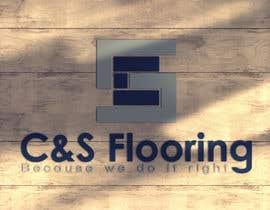 #67 for C&S Flooring Logo af tolomeiucarles