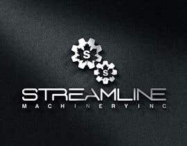 #61 cho Design a Logo for Streamline Machinery Inc bởi SAROARNURNR