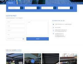 Nro 8 kilpailuun Design a Website Mockup for geambalcon.ro käyttäjältä syrwebdevelopmen